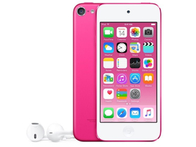 Apple iPod touch 16GB, розов (mkgx2hc/a)