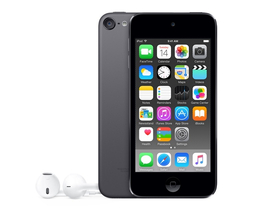 Apple iPod touch 32GB, астро сив(mkj02hc/a)