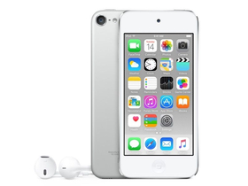 Apple iPod touch 32GB, Silbern (mkhx2hc/a)