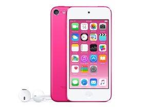 Apple iPod touch 32GB, розов (mkhq2hc/a)