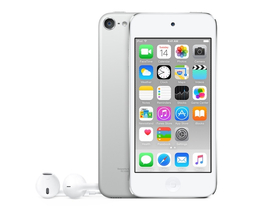 Apple iPod touch 64GB, argintiu (mkhj2hc/a)