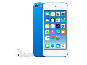 Apple iPod touch 64GB, blue (mkhe2hc/a)