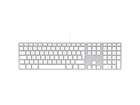 Apple Keyboard angleški (mb110z/b)