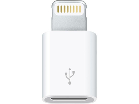 Адаптер Apple Lightning–micro-USB (md820zm/a)