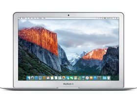 "Apple MacBook Air 13"" (2016) Core i5 1.6GHz,8GB,128GB SSD,HD 6000 (mmgf2ze/a) INT (angol) nyelvű billentyűzettel"