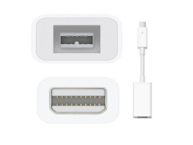 Apple Thunderbolt–FireWire adapter (md464zm/a)