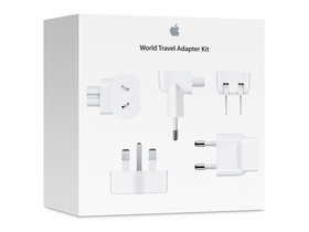 Apple világutazó adapterkészlet (md837zm/a)
