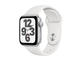 Apple Watch SE GPS, 44mm, srebrna