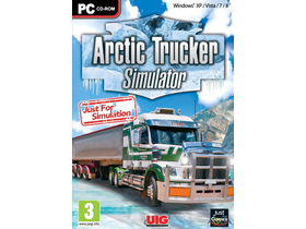 Arctic Trucker Simulator PC