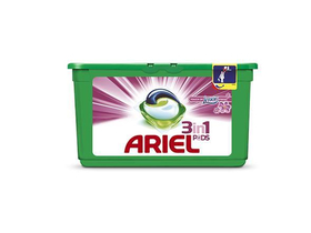 Gel capsule Ariel Touch of Lenor, 28 buc.