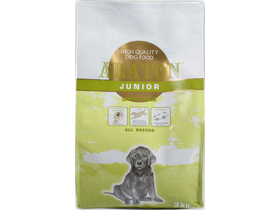 Araton Dog ART44787 Junior suha hrana za pse, z okusom jagnje in riža (3kg)
