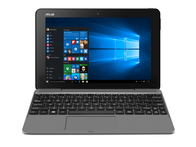 "Asus Transformer Book T101HA-GR030T 10,1"" notebook, szükre + Windows 10 Home"