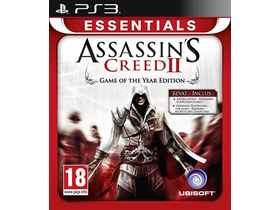 Assassins  Creed 2 Goty Essentials PS3 hrací softvér