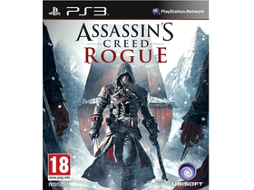 Assassins  Creed Rogue PS3 játékszoftver