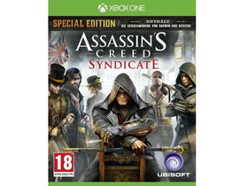Assassins Creed Syndicate  Xbox One játékszoftver
