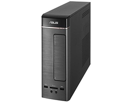 PC Asus PC K20CD-HU075D SFF, negru