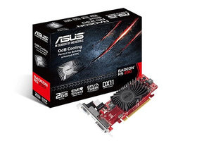 Placă video Asus R5230-SL-2GD3-L AMD R5 230 2GB