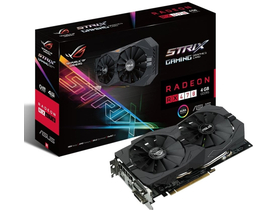Asus AMD Strix RX 470 4GB GDDR5 Gaming  grafická kartaSTRIX-RX470-4G-GAMING