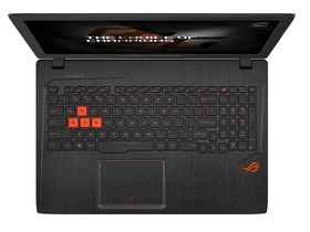 Asus ROG Strix GL553VE-FY101 notebook, fekete