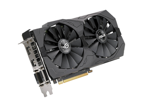 ASUS STRIX RX570 4GB GDDR5 256bit - ROG-STRIX-RX570-4G-GAMING