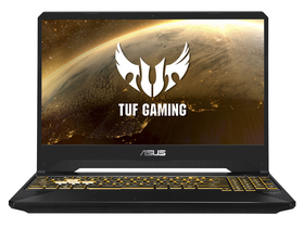 Asus TUF Gaming FX505DY-AL063T notebook, szürke
