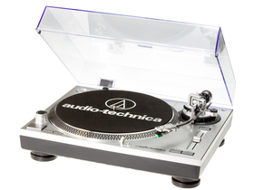 Audio-technica AT-LP120USBHC gramofon, srebrni