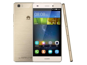 Huawei P8 Lite (Dual SIM), Gold (Android)