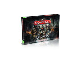 Monopoly Assassin's Creed Syndicate  (ENGLISH)