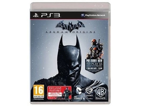 Batman Arkham Origins PS3 hra