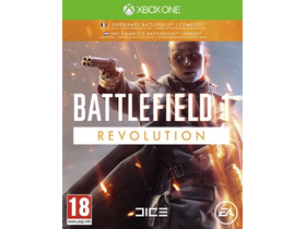 Battlefield 1 Revolution Xbox One Spiel