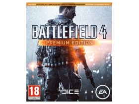 Battlefield 4 Premium Edition Bundle Xbox One játékszoftver