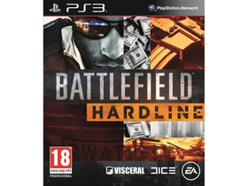 Battlefield Hardline PS3 herný software