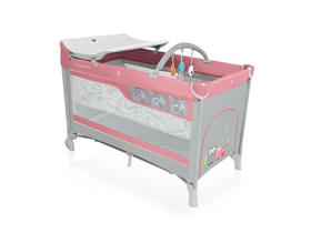 Patut pliabil Baby Design Dream , Pink