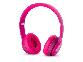 Слушалки Beats by Dr. Dre Solo2, pink
