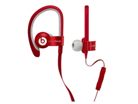 Căşti Beats PowerBeats2, red