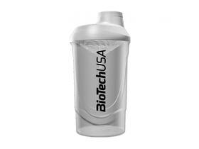 BioTech USA Wave Shaker, 600 ml, prozirna