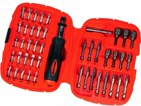 Set şurubelniţă Black & Decker A7039