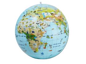 brainstorm globus svijet ivotinja 50 cm promjer extreme digital. Black Bedroom Furniture Sets. Home Design Ideas
