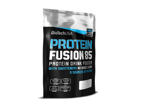 BioTech USA, Protein Fusion 85, 454 g, cookies & cream