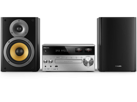 Philips BTB8000/12 Bluetooth/DAB+/USB/CD mikro hifi