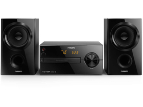 Philips BTM1560 Bluetooth/CD Mikro HiFi systém