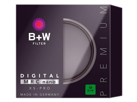 B+W UV MRC nano Extra Slim filter, 52mm