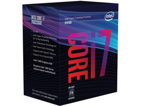 CPU Intel s1151 Core i7-8700K - 3,70GHz