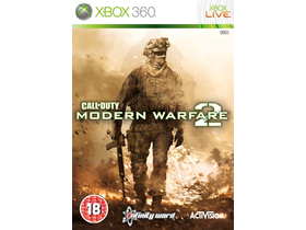 Call of Duty 6 - MW 2 XB360 hra