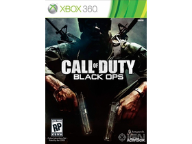 Call of Duty 7 - Black Ops Xbox 360 játékszoftver