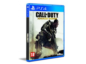 Игра Call of Duty Advanced Warfare за PS4