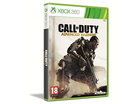 Call of Duty Advanced Warfare игра за Xbox 360