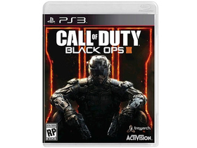Игра Call of Duty Black Ops 3 за PS3