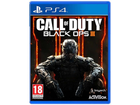 Игра Call of Duty Black Ops 3 за PS4