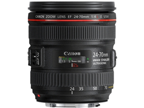 Canon 24-70mm / F4 IS USM EF-L objektiv